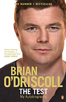 Brian O'Driscoll � The Test � My Autobiography � Softback Edition