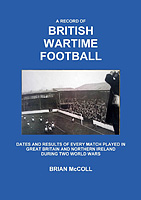 A Record of British Wartime Football
