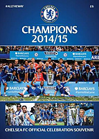 Chelsea FC � Champions 2014/15 � Official Celebration Souvenir