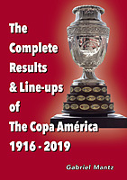 The Complete Results & Line-ups of The Copa America 1916-2019