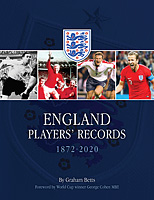 England Players' Records 1872-2020