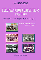 European Club Competitions 1902-1940