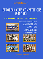 European Club Competitions 1961-1962