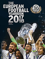 The European Football Yearbook 2017/2018