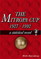 The Mitropa Cup 1927-1992 � A Statistical Record