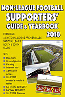 Non-League Football Supporters' Guide & Yearbook 2018