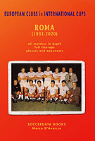 European Clubs in International Cups – Roma (1931-2020)
