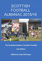 Scottish Football Almanac 2015/16