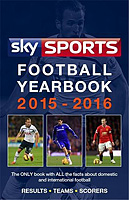Sky Sports Football Yearbook 2015-2016 (Rothmans) � Softback Edition