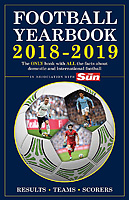 The Football Yearbook 2018-2019 – Softback Edition