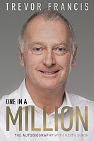 Trevor Francis – One in a Million – The Autobiography – SIGNED
